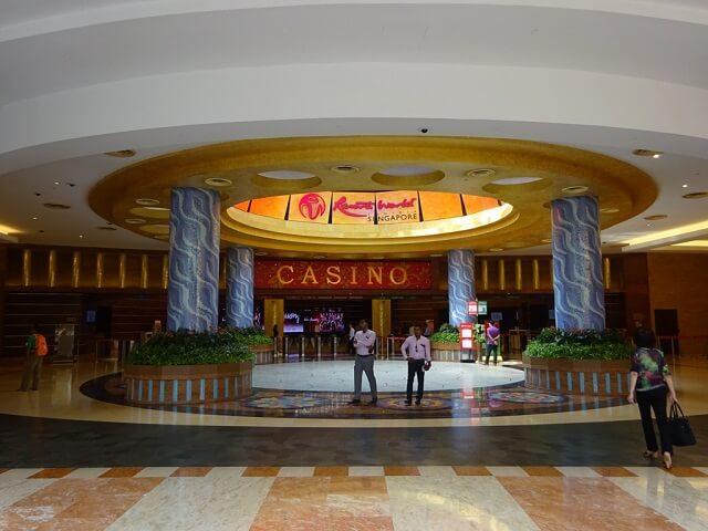 リゾートワールドセントーサのカジノ